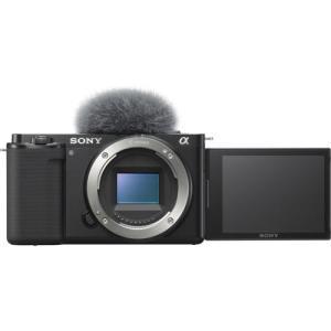 ソニー VLOGCAM ZV-E10 ボディ ブラック|カメラのキタムラ PayPayモール店