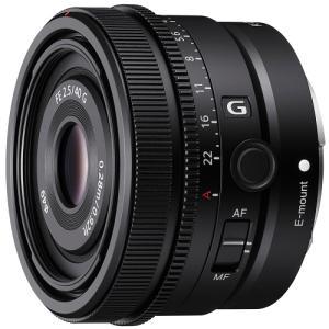 ソニー FE 40mm F2.5 G [SEL40F25G] 《納期約3週間》|カメラのキタムラ PayPayモール店