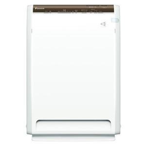 ダイキン ストリーマ 空気清浄機 MC80U-W ホワイト|emedama