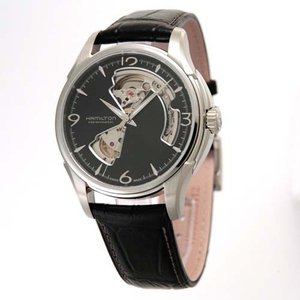 ハミルトン メンズ腕時計 ジャズマスター H32565735|emedama