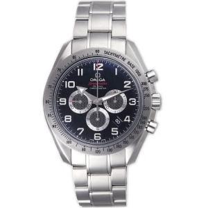 【60回無金利】 オメガ メンズ腕時計 スピードマスター ブロードアロー  321.10.44.50.01.001|emedama