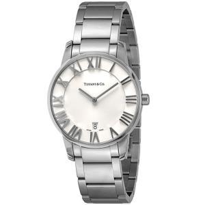 【36回無金利】 ティファニー メンズ腕時計 Atlas アトラス Z1800.11.10A21A00A emedama