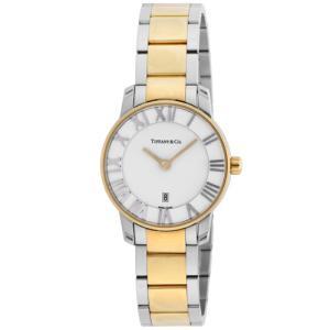 【36回無金利】 ティファニー レディース腕時計 Atlas アトラス Z1830.11.15A21A00A emedama