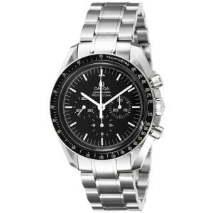 【36回無金利】 オメガ メンズ腕時計 スピードマスター替えベルト付  311.30.42.30.01.005|emedama