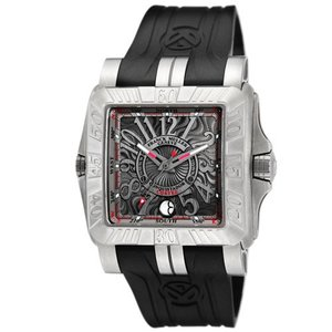【60回無金利】 フランクミュラー メンズ腕時計 コンキスタドール コルテスグランプリ  10800SCDTGPGSLV