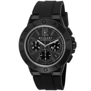 ブルガリ メンズ腕時計 ディアゴノ マグネシウム DG42BSMCVDCH