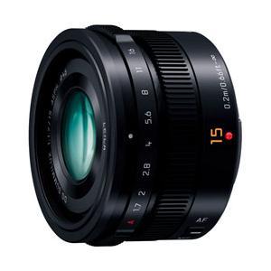パナソニック LEICA DG SUMMILUX 15mm/F1.7 ASPH. [H-X015] ...