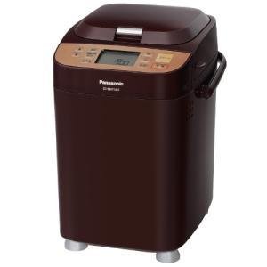 パナソニック ホームベーカリー 1斤タイプ SD-BMT1001-T ブラウン