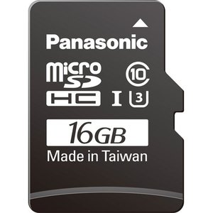 【ネコポス】 パナソニック RP-SMGB16GJK microSDHC UHS-I カード 16GB〔国内正規品〕|emedama