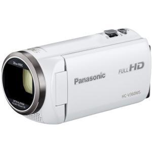 【あすつく】 パナソニック HC-V360MS-...の商品画像
