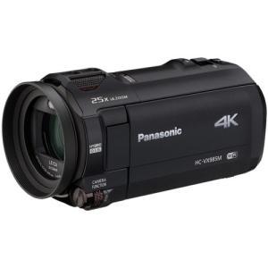 パナソニック デジタル4Kビデオカメラ HC-VX985M-...