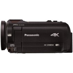パナソニック デジタル4Kビデオカメラ HC-VX985M-K ブラック|emedama|02