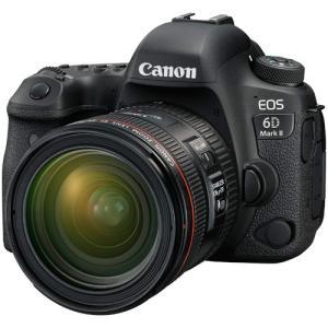 キヤノン EOS 6D MarkII EF24-70 F4L IS USM レンズキット|emedama