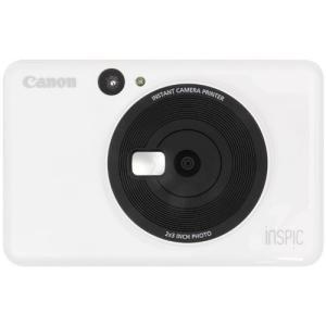 キヤノン インスタントカメラプリンター CV-123-WH 《納期約1−2週間》
