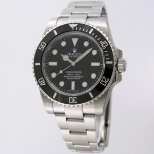 ロレックス メンズ腕時計 サブマリーナ  114060BK...
