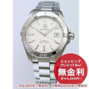 【36回無金利】 タグ・ホイヤー メンズ腕時計 アクアレーサー  WAY2111.BA0928|emedama