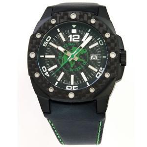 【あすつく】 ハンティングワールド メンズ腕時計 タフエレファント  HW026GR emedama
