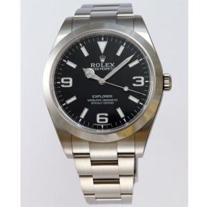 【36回無金利】 ロレックス メンズ腕時計 エクスプローラー...