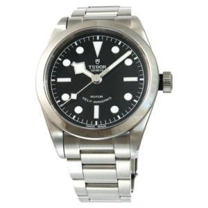 【あすつく】 【36回無金利】 チュードル メンズ腕時計 ヘリテージ ブラックベイ  79500 emedama
