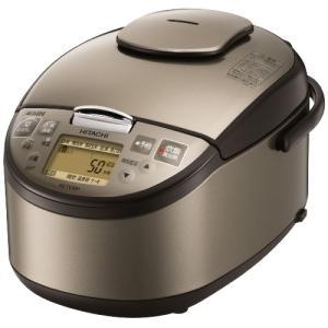 日立 圧力IH炊飯器 RZ-YG10M-T ライトブラウン [5.5合炊き]|emedama