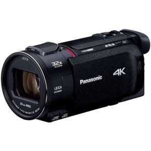 パナソニック デジタル4Kビデオカメラ HC-WXF1M-K...