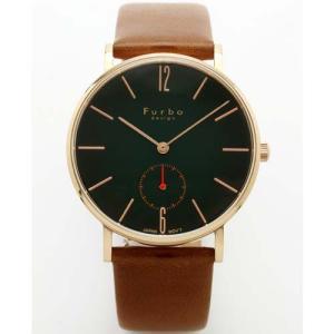 フルボ メンズ腕時計 F01-PGRLB|emedama