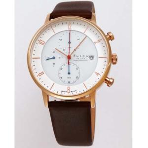 フルボ メンズ腕時計 F761-PWHDB|emedama