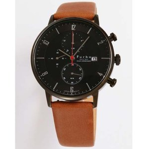 フルボ メンズ腕時計 F761-GBKLB emedama