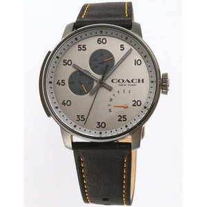 コーチ メンズ腕時計 ブリーカー 14602338 emedama