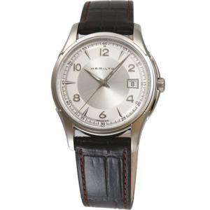 ハミルトン メンズ腕時計 ジャズマスター H32411555|emedama