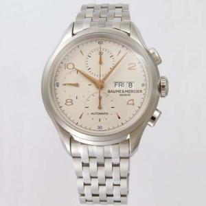 ボーム&メルシエ メンズ腕時計 クリフトン MOA10130