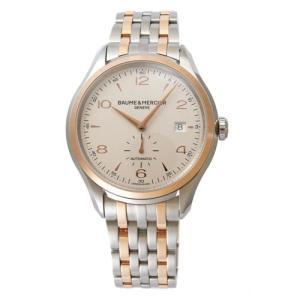 ボーム&メルシエ メンズ腕時計 クリフトン MOA10140