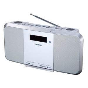 東芝 SD/USB/CDラジオ TY-CRX71(W) ホワイト 《納期約1週間》|emedama