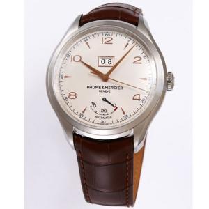 ボーム&メルシエ メンズ腕時計 クリフトン MOA10205