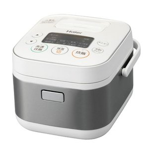ハイアール マイコン炊飯器 JJ-M31A-W ホワイト [...