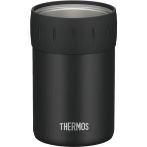 サーモス 保冷缶ホルダー 350ml缶用 JCB-352-BK ブラック|emedama