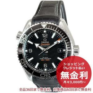 【60回無金利】 オメガ メンズ腕時計 シーマスター プラネットオーシャン 600M  215.33.44.21.01.001|emedama