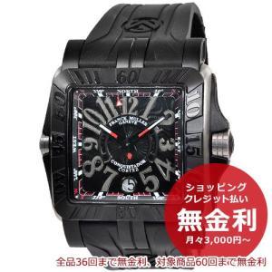 【60回無金利】 フランクミュラー メンズ腕時計 コンキスタドール コルテス グランプリ  10800SCDTGPGTT emedama
