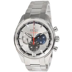 【60回無金利】 ゼニス メンズ腕時計 エルプリメロ ストライキング 10th クロノグラフ 03.2041.4052/69.M2040|emedama