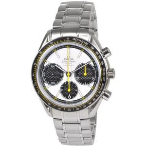 【36回無金利】 オメガ メンズ腕時計 スピードマスター レーシング 326.30.40.50.04.001|emedama