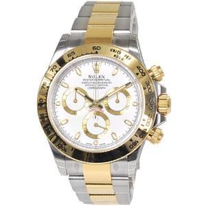 【36回無金利】 ロレックス メンズ腕時計 コスモグラフデイトナ 116503 ホワイト|emedama