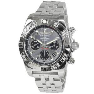 【60回無金利】 ブライトリング メンズ腕時計 クロノマット 44 A011M24PA|emedama