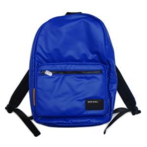 ディーゼル メンズ バックパック・リュック F-DISCOVER BACK X04812 P1157 T6050 ブルー emedama