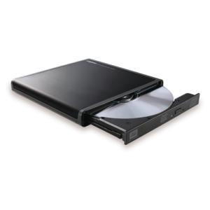 エレコム LDR-PMH8U2PBK Android スマホ・タブレット用 DVD再生ドライブ ブラック|emedama
