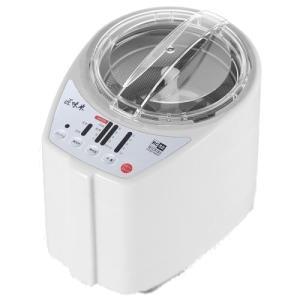 山本電気 家庭用精米機 匠味米 MB-RC52W ホワイト|emedama