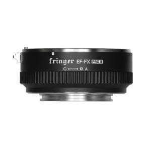 Fringer FR-FX2 マウントアダプター [レンズ側:キヤノンEF ボディ側:フジフイルムX] 《納期約1−2週間》|emedama