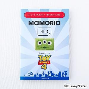 MAMORIO MAMORIO FUDA Disney ver リトルグリーンメン MAMF-001 D LMの商品画像 ナビ