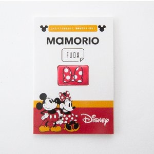 MAMORIO MAMORIO FUDA Disney ver ミニー MAMF-001DMNの商品画像|ナビ