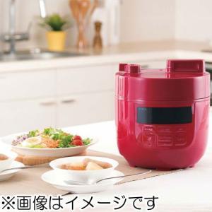 シロカ siroca 電気圧力鍋 SP-D131-R レッド 《納期約3週間》|emedama|02