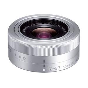 パナソニック LUMIX G VARIO 12-32mm F3.5-5.6 ASPH. MEGA O.I.S. [H-FS12032] シルバー 《納期約2週間》